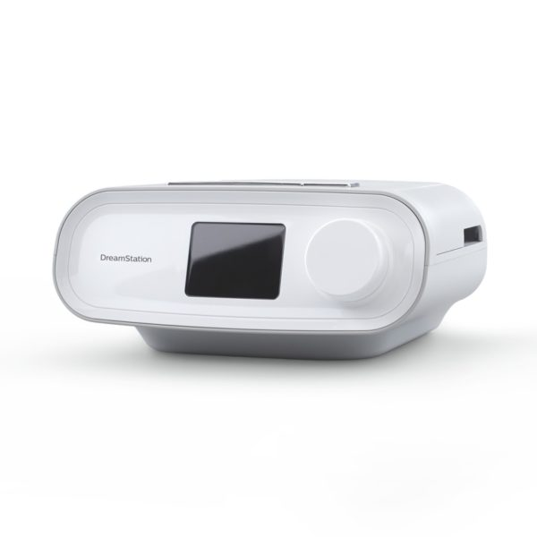 Philips Respironics DreamStation bipap pro side
