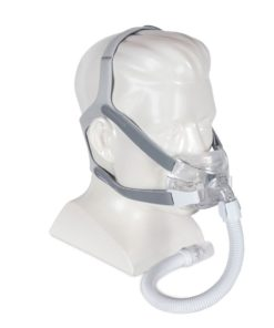 Philips Respironics Amara View Full Face CPAP Mask with Headgear Side