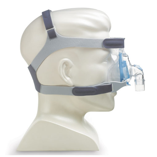 Philips Respironics EasyLife Nasal Nasal CPAP Mask and Headgear side